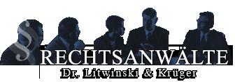 Rechtsanwalt Dr. Litwinski, Wilke, Wulff
